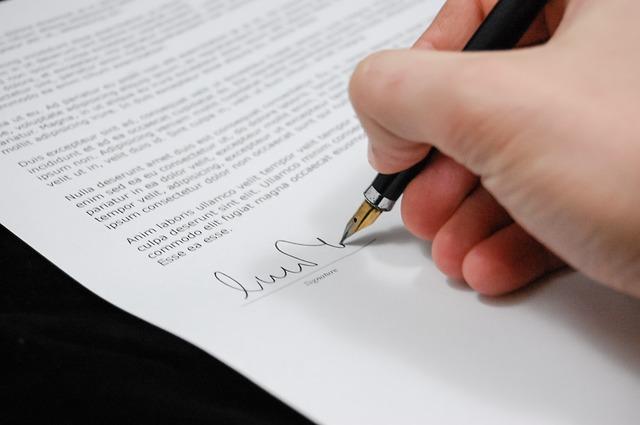 list motywacyjny podpis